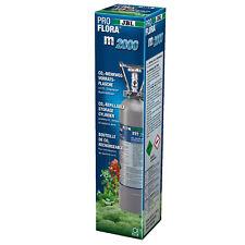 JBL ProFlora m2000 Silver-multicanaux-Réserve bouteille avec 2 kg co2