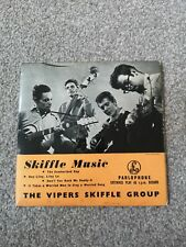 Skiffle Music- The Vipers Skiffle Group - EP SLEEVE ONLY (No Record)