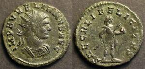Aurelian AE Antoninianus / SAECVLI FELICITAS