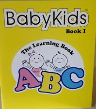 4 Pre-K  Books  ( 2 English) ABC & 123  + (2 Spanish) 123 & Colors