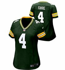 Women's Brett Favre Green Bay Packers Nike Game Day Jersey -2XL