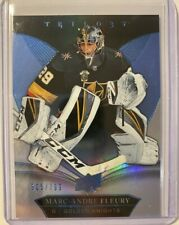 New listing 18-19 UD Trilogy Marc-Andre Fleury /799 Vegas Golden Knights