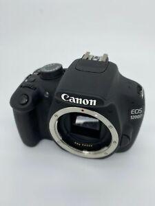 Canon EOS T5 1200D 18.0MP DSLR Camera-Black
