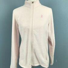 Lady Hagen Breast Cancer Pink Ribbon Fleece Jacket