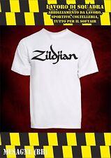 Camiseta Zildjian Música Guitarra Camiseta Hombre Mujer Niño Unisex