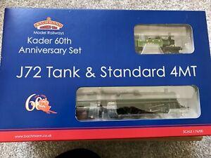 Bachmann J72 Tank And Standard4 MT