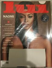 Lui Magazine Issue 21 October 2015 Naomi Campbell