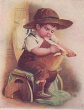 1908 CERESOTA BOY ADV NORTH WEST CON MILLING CO POSTCARD * NOW ON SALE *  PC2851