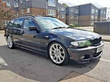 BMW 3 Series 320d M Sport Touring Diesel 5dr Modified, Lowered, EGR, Remapped!!