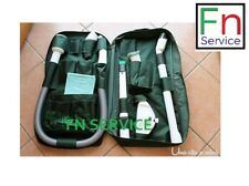 BORSA ACCESSORI FOLLETTO TUBO FLEX KIT  vk 140 vk 150  vk 200 vk 130 vk 135 120