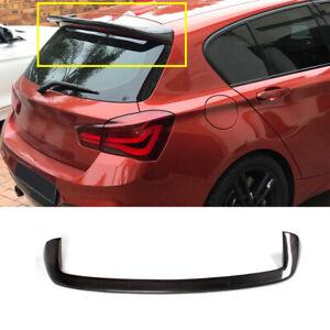 For BMW F20 F21 1Series M135i 125i 12-14 Carbon Fiber Rear Roof Spoiler Wing Lip