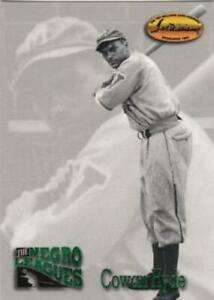 #106 Cowan Hyde - Memphis Red Sox - 1993 Ted Williams Baseball