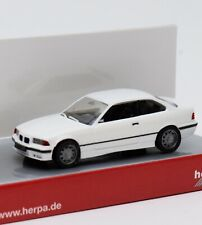 Herpa H0 021173 BMW M3 3er Sportcoupe in weiss, OVP, 1:87, G1/18