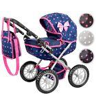 Kinderplay Puppenwagen Babypuppenwagen KP0262 NEU