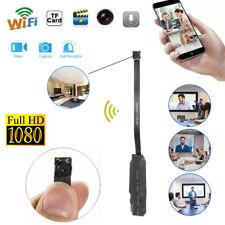 Mini WIFI IP 1080P Wireless Camera Nanny Cam Digital Video Hidden DVR Monitor