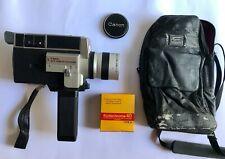 CANON auto Zoom 814 Electronic SUPER 8 Movie Camera zoom macro 1,4/7,5-60mm