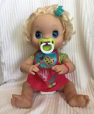 *1* Pacifier For My Baby Alive Doll Only U-Pick Color Pacifier Only