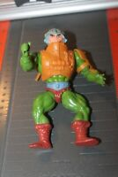 VTG 1981 MOTU Man At Arms Action Figure Masters of the Universe He-Man Vintage