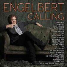 Engelbert Calling [Bonus Track] [Digipak] by Engelbert Humperdinck (Vocal) (CD, Sep-2014, 2 Discs, OK! Good Records)