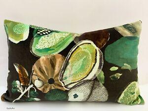 """Christian Lacroix Nouveaux Mondes Soft Manaos Fabric Cushion Cover 12"""" x 20"""""""
