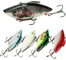 5 Piece Hightower lure kit!  Rattle Trap-styled, Favorites for Bass and Trout