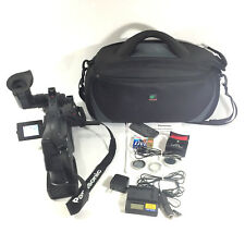 Panasonic 3CCD AG-DVC20P Professional Camcorder Kata CC-193 Bag Accessories