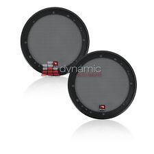 "Morel Grille 6 Car Audio 6-1/2"" Tempo Ultra Integra Speaker Grilles (pair) New"