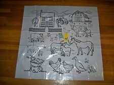 Wholesale Lot 40 sets Gigantic Coloring Sheets Set of 3 Reusable Table Top