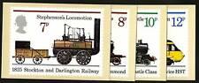 Great Britain 1975  Scott #749-752  PHQ Card Set