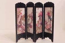 Dollhouse Miniature Room Divider Screen Oriental Decor Diorama