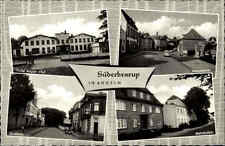 Süderbrarup in Angeln ~1950/60 Hotel Angler-Hof Kappeler Straße Bahnhofstraße