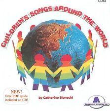 Children's Songs Around the World