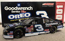 2001 DALE EARNHARDT #3 GOODWRENCH OREO MONTE CARLO ACTION 1/24 CWC