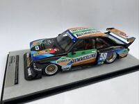 FORD ESCORT Mk2 RS TURBO race car Zakspeed Norisring 1980 1:18th Tecnomodel 172C