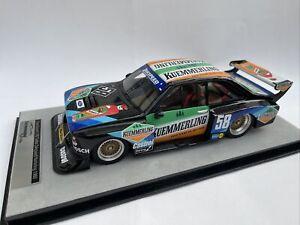 FORD ESCORT Mk2 RS TURBO race car Zakspeed Norisring 1980 1:18th Tecnomodel 172C