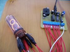 Universal tester for all Nixie tubes and drivers K155ID1 SN74141 IN-12 IN-18 etc