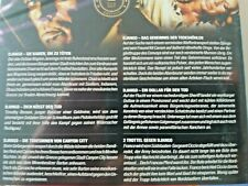 DVD  BOX   SAMMLERSTÜCK  6  KLASSE   DJANGO  WESTERN