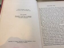 JOHN STEINBECK THE MOON IS DOWN 1st edition / 2nd print UK 1942