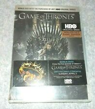 Game Of Thrones - Winter Is Coming - First Episode Season 1 DVD - Promo - Sealed