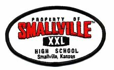 Superman Smalville High School Logo - Uniform Patch - Aufnäher zum aufbügeln