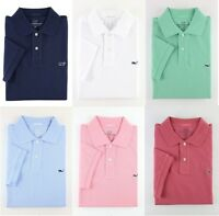NWT 2019 Vineyard Vines Men's Polo Shirt Whale Logo Classic-Fit XS S M L XL XXL