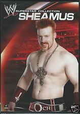 WWE: Superstar Collection - Sheamus (DVD, 2012) STILL SEALED