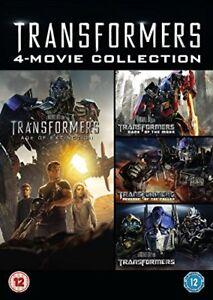 Transformers 1-4 [DVD][Region 2]