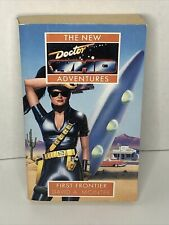 First Frontier (The New Doctor Who Adventures) 1994 Paperback Free Shipping A2