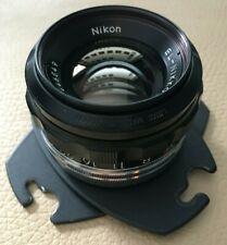Enlarger Lens Nikon EL-Nikkor 5.6/135mm