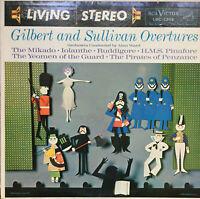 RCA LIVING STEREO LSC-2302 *SHADED DOG* GILBERT & SULLIVAN WARD *6S/6S* NM/NM