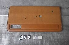 FIAT 127 1050 CL 2/3 PORTE PANNELLO ANTERIORE (ORIGINALI DELL'EPOCA) G29