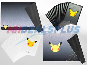 Pokemon TCG 25th Anniversary Celebration Playmats & Sleeves - PokemonCenter.com