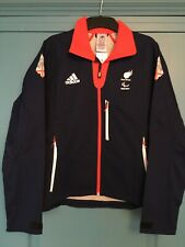 ADIDAS TEAM GB WINTER OLYMPICS SOCHI 2014 LADIES JACKET - BRAND NEW 14