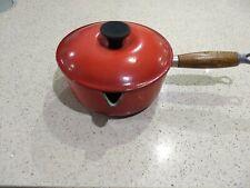 Le Creuset Saucepan in Cerise, 18 cm